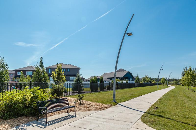 Silverspring Linear Park