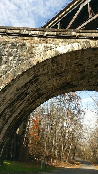 Arch and Bridge