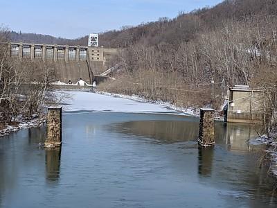 Conemaugh Dam and Hydro Plant