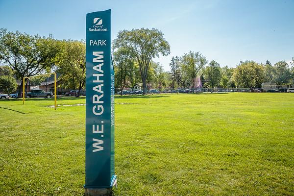 W.E. Graham Park