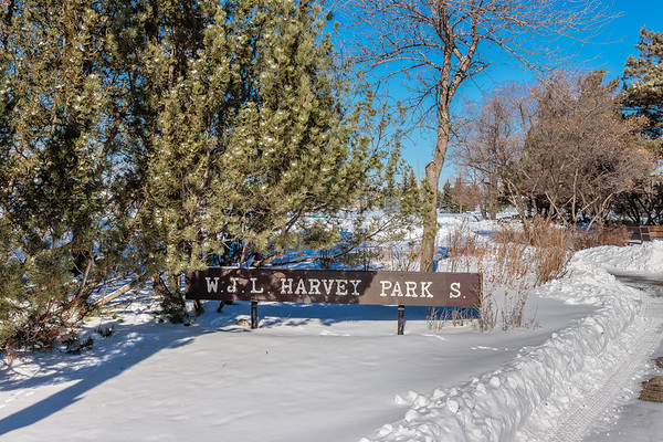 W.J.L Harvey Park South