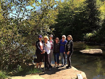 Group Hike at Waterworks