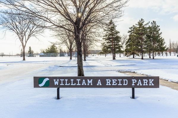 William A. Reid Park