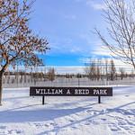 William A. Reid Park