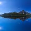 Bow Lake Mirror