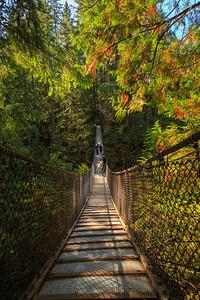 Lynn Canyon Vertical