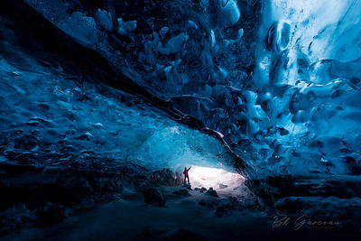 Ice Caves of Vatnajökull