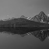 Bow Lake Panoramic Mirror B+W