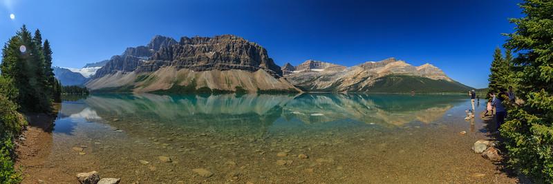 Bow Lake Panoramic