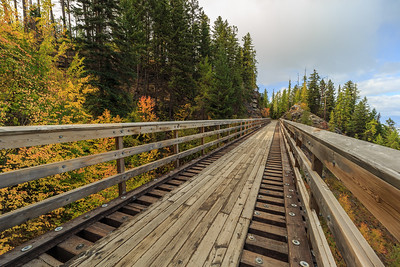 Autumn At Trestle 1