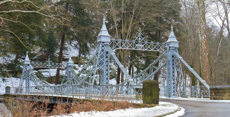 Suspesion Bridge 001