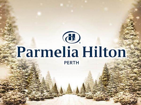 Parmelia Hilton Staff Party