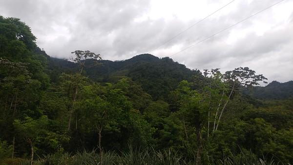Parque Nacional Azul Meambar, Honduras