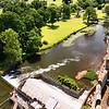 Arredores do Castelo de Warwick