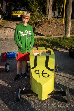 Parry Sound Soapbox Derby 2017