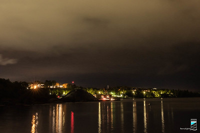Parry Sound Overcast Nights 2020-09-10