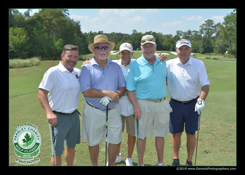 Parsley Charity Golf Classic 2019