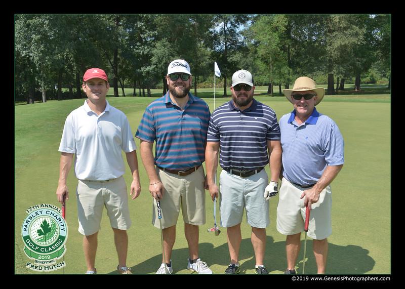 Parsley Charity Golf Classic 2019