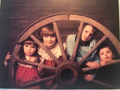 2019 wagon wheel