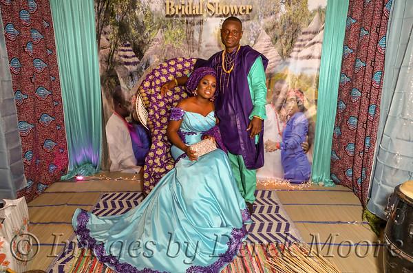 Part 2 - Winston & Lucretia Traditional Wedding/Shower (Friday)