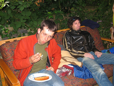 2006-06-28 Backyard Movie Night & Hot Dogs