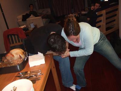 2006-11-23 Thanksgiving at Lana's