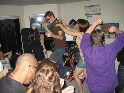 2007-02-03 Sean Beth Regina Party