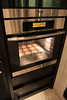 cupcakes in the new ovens!