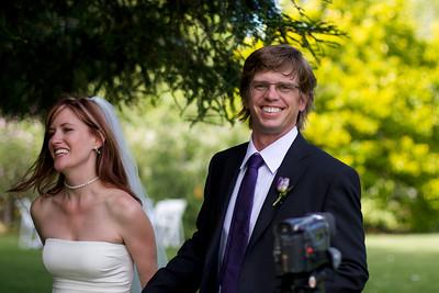 2009-05-30 Vann-Wallstrom Wedding