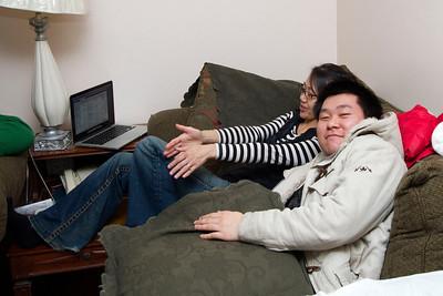 2012-12-26 Chung Family Portraits