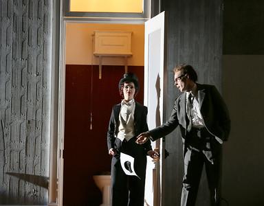 ENO Partenope Sarah Tynan and Rupert Charlesworth (c) Donald Cooper