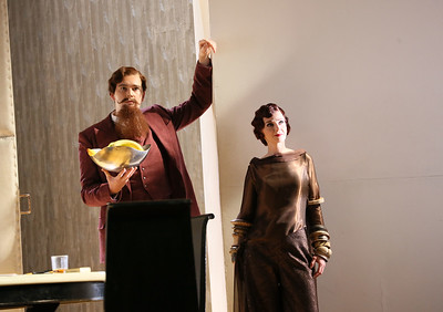 ENO Partenope Matthew Durkan and Sarah Tynan (c) Donald Cooper