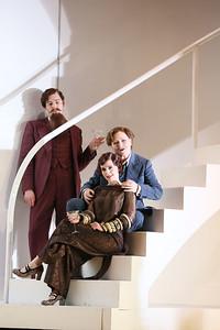 ENO Partenope Matthew Durkan, Sarah Tynan and Patricia Bardon (c) Donald Cooper