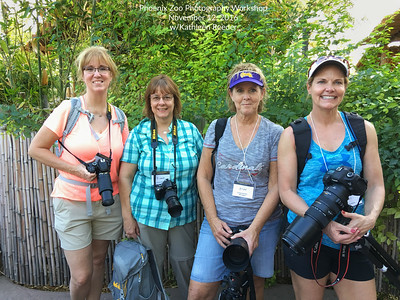 Phoenix Zoo Photo Workshop Nov 12, 2016