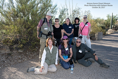 Arizona-Sonora Desert Museum Photo Workshop Oct 28, 2017
