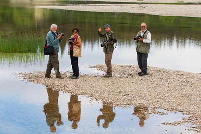 Photographes-rivière Jupiter