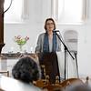 Opening dienst door Anne Marie Booij