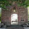 In een mooi Middeleeuws kerkje