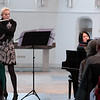 Nescioconcert met Liesbeth van der Blom, fluit, Kana Yamaguchi, piano