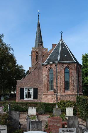 Het Oude Kerkje aan de Kortenhoefsedijk