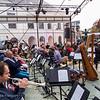 Orkest is ook al ingespeeld