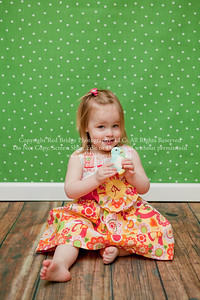 Alice is 2! : Cary, NC
