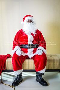 Capital City Chapter of Jack & Jill of America INC. Winter Wonderland Santa Booth : December 2014