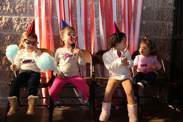 Auggie's 1st Birthday Party