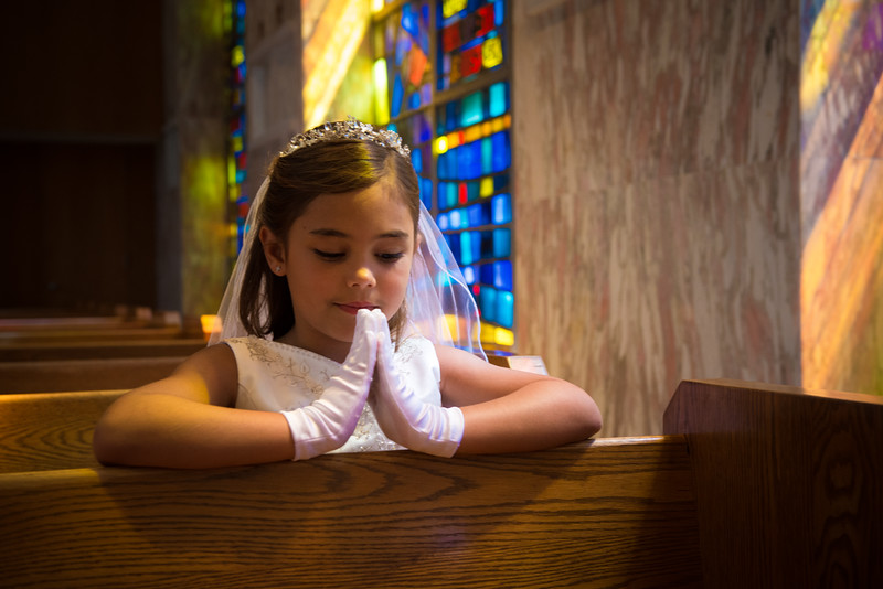Ava First Communion-23