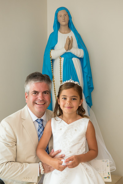 Ava First Communion-32