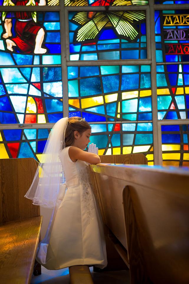 Ava First Communion-19