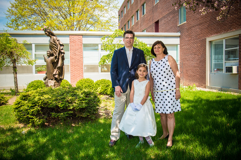 Ava First Communion-2