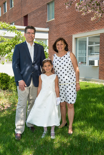 Ava First Communion-1