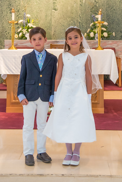 Ava First Communion-17